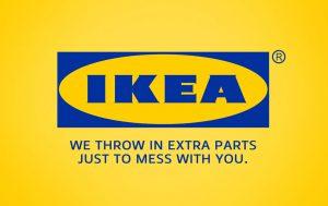 Pay-off Ikea