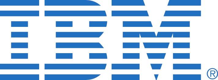 composizione logo IBM