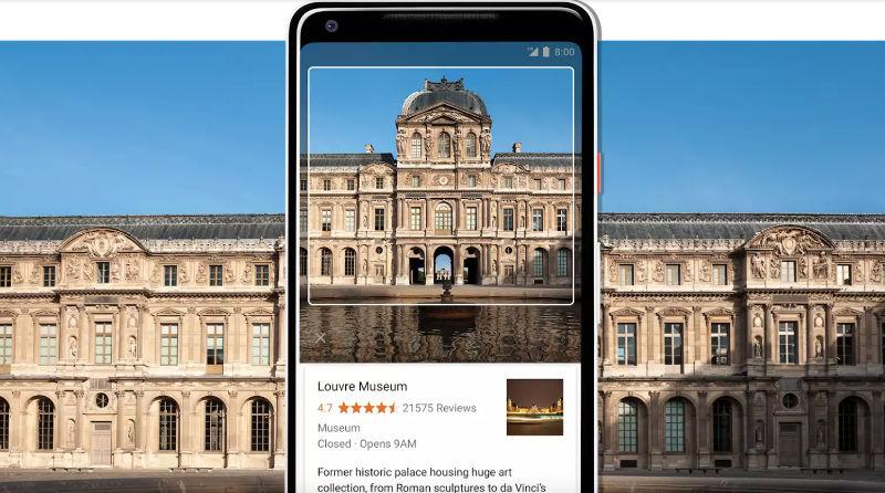 Goggle Lens, l'app di realtà aumentata