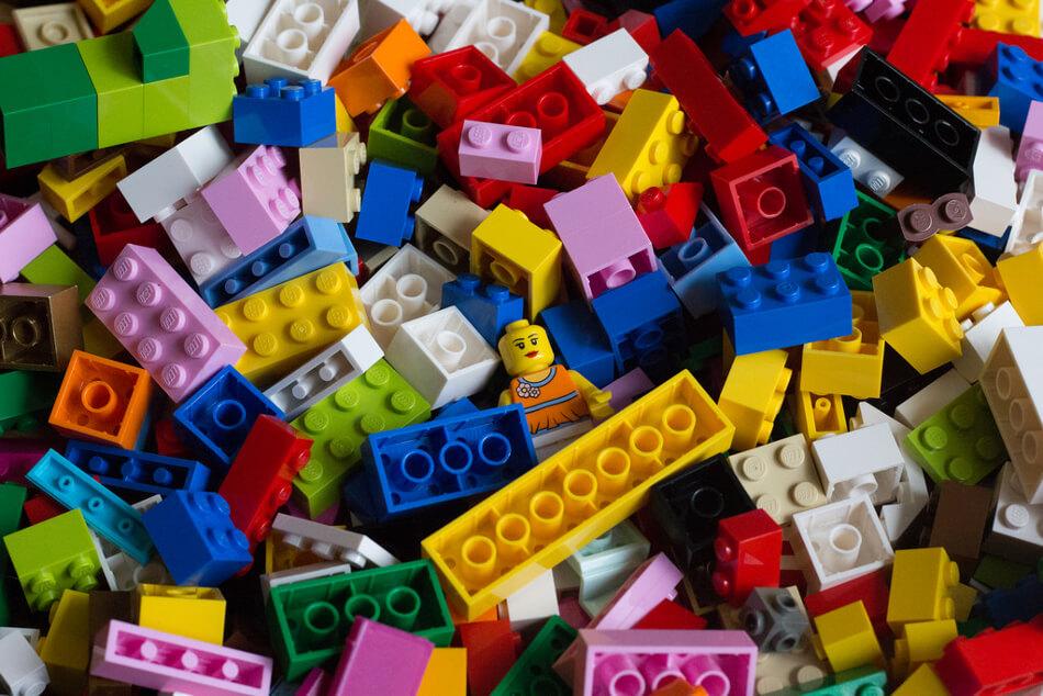 Lego: evoluzione di una strategia e costruzione di un'identità