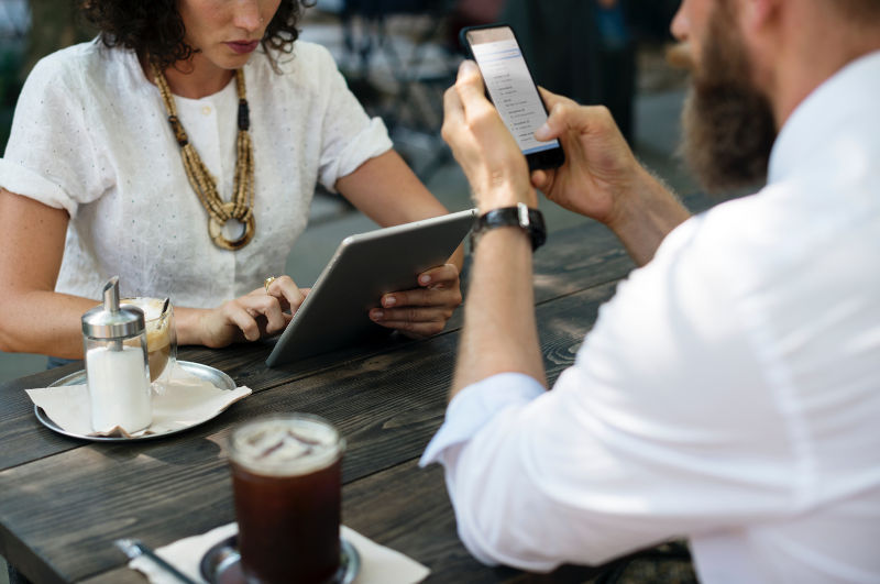 Smartphone per lavorare da mobile