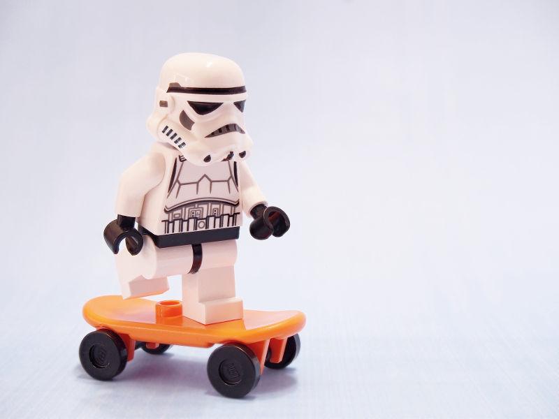 Un sorriso Lego ce lo strappa sempre
