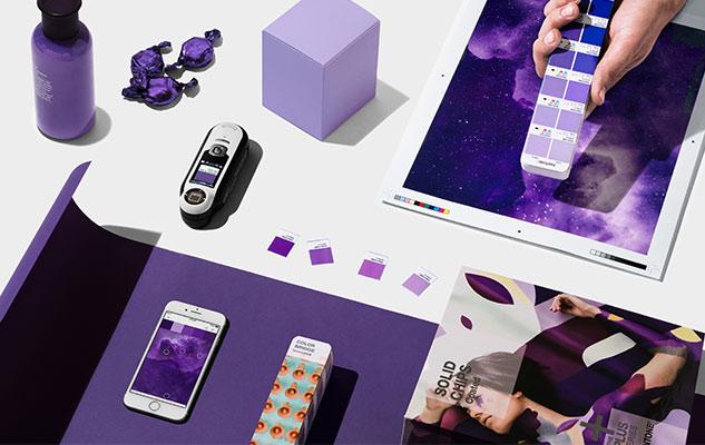 L'Ultra Violet Pantone, colore del 2018