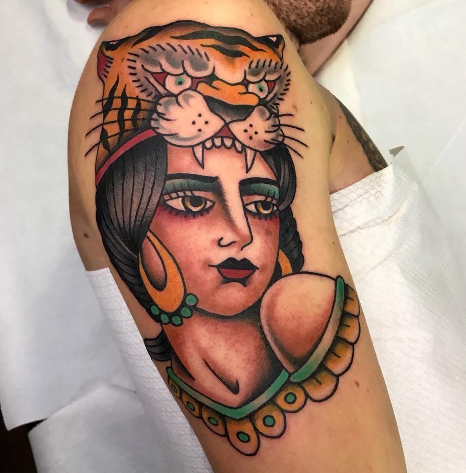 Tatuaggio: storia scritta sulla pelle