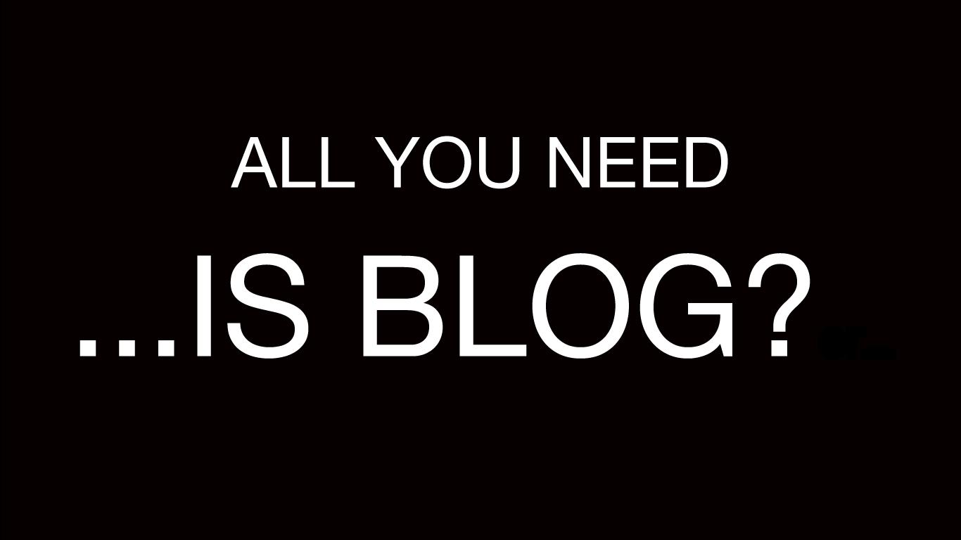 Sono un'azienda. Perché devo avere un blog aziendale?