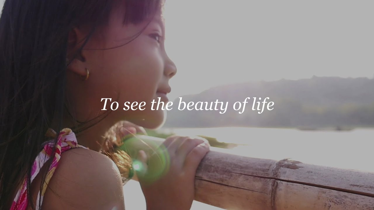 To see the beauty of life - Luxottica