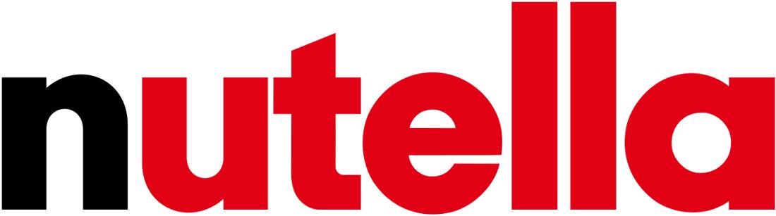 Logo della nutella
