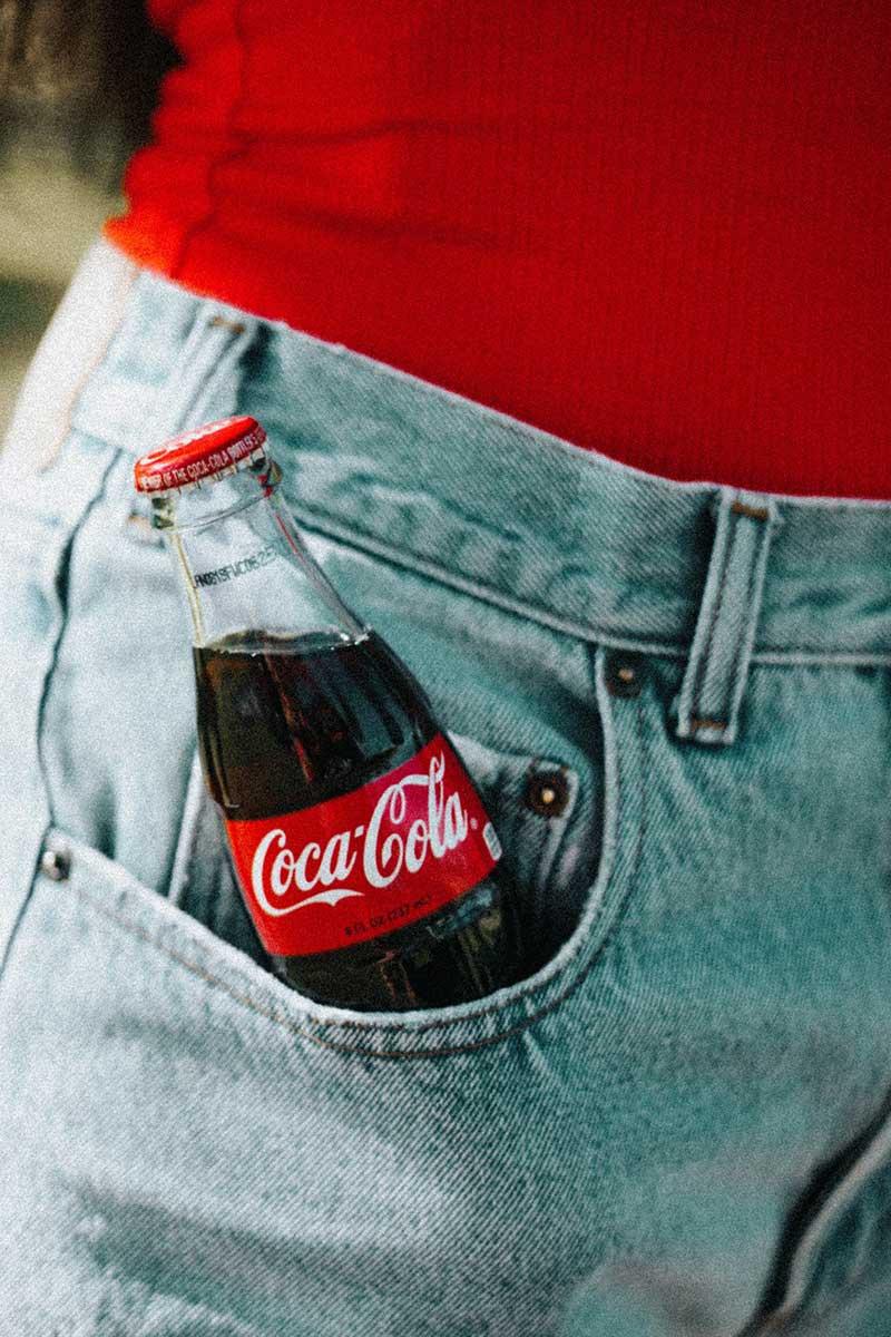 Coca Cola, simbolo di intere generazioni