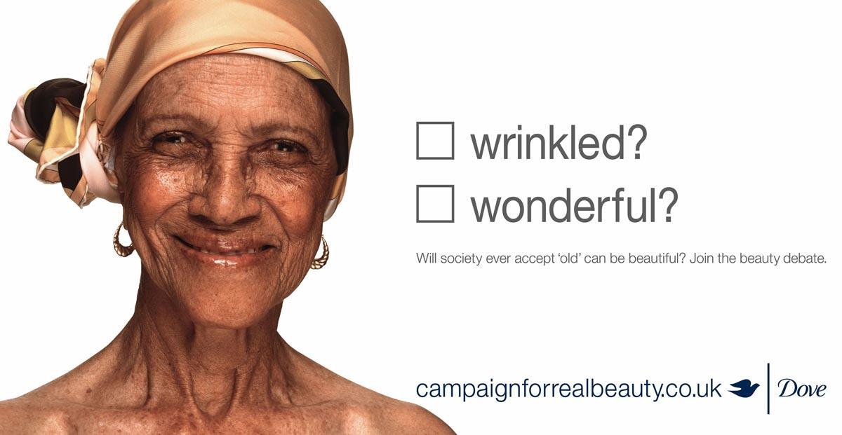 Dove, Campagna per la bellezza autentica