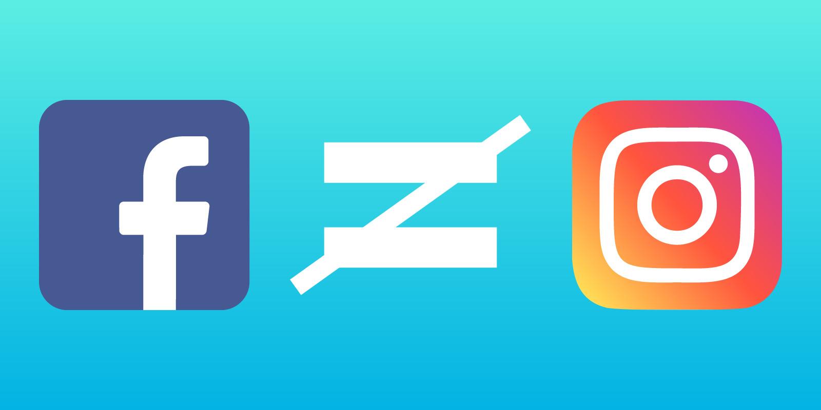 La differenza tra Facebook e Instagram: quale scegliere?