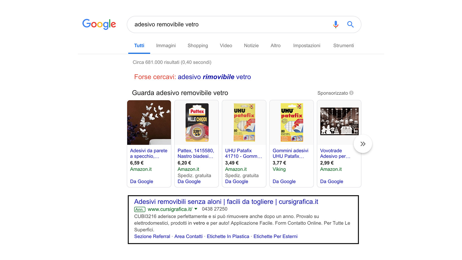 Campagne pubblicitarie su Google Ads