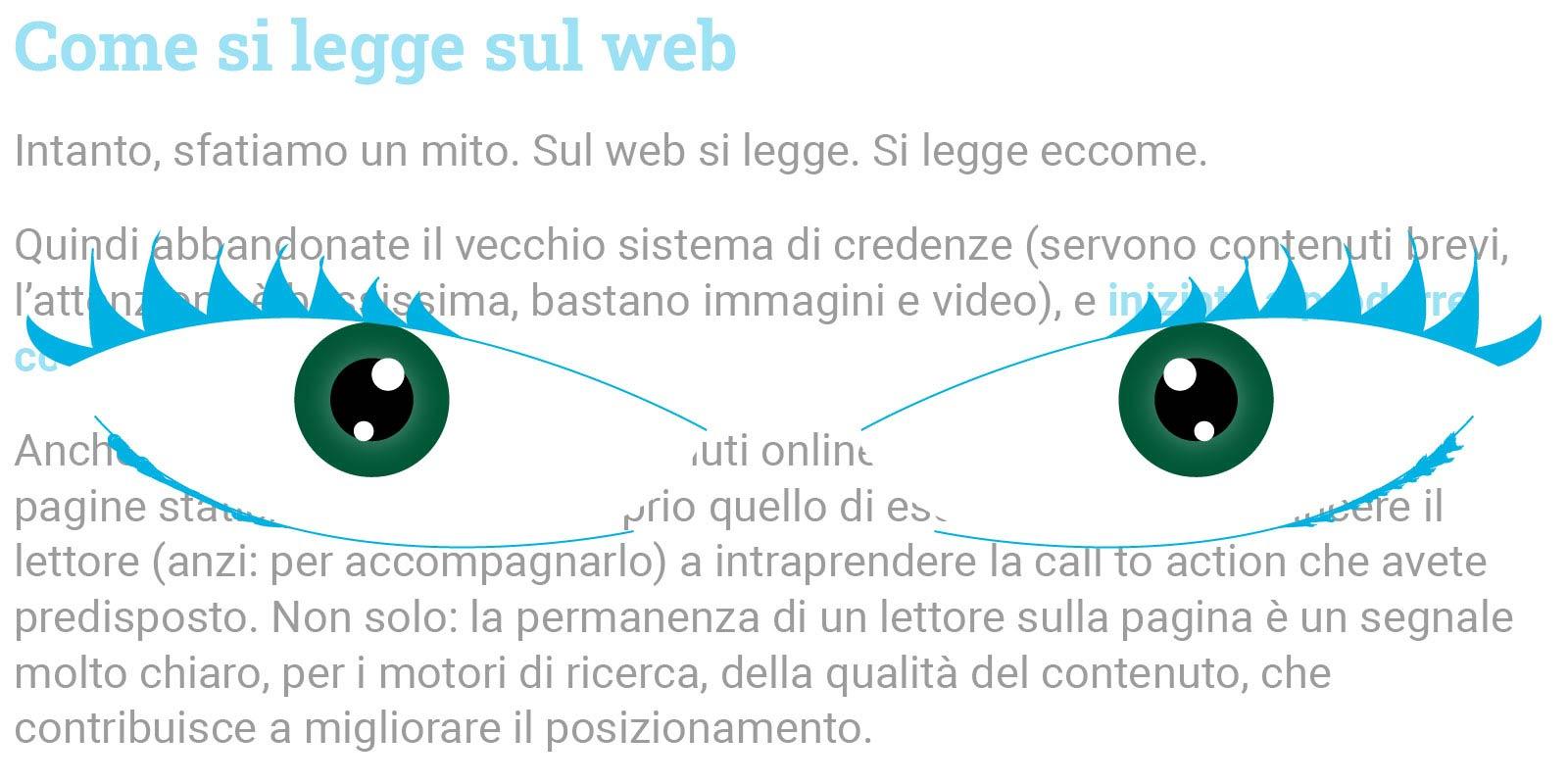 Non solo l'occhio vuole la sua parte: perché formattare il blog aziendale