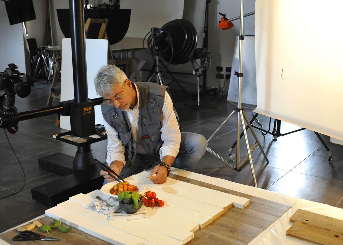 Lino, fotografo per food