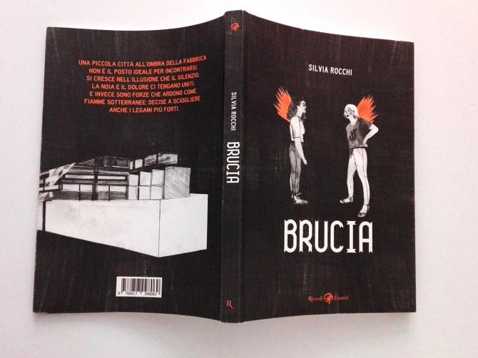 Brucia, Graphic Novel