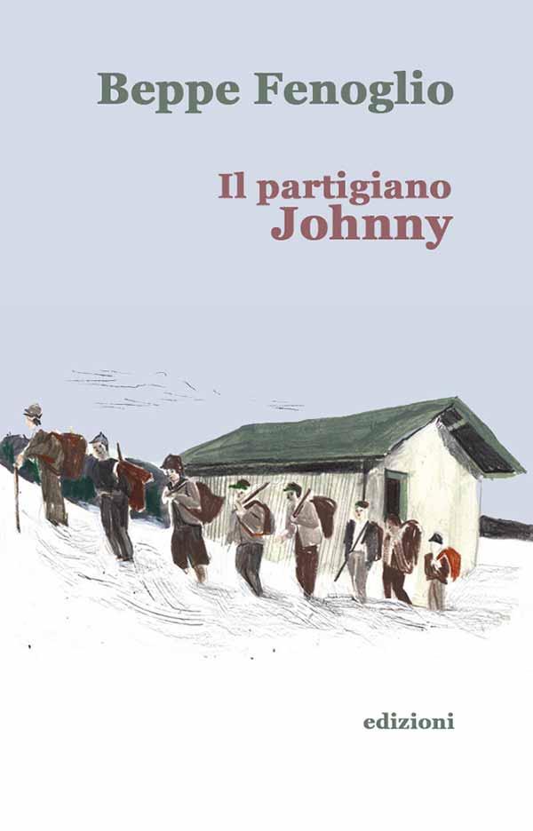 Il partigiano Johnny (copertina)