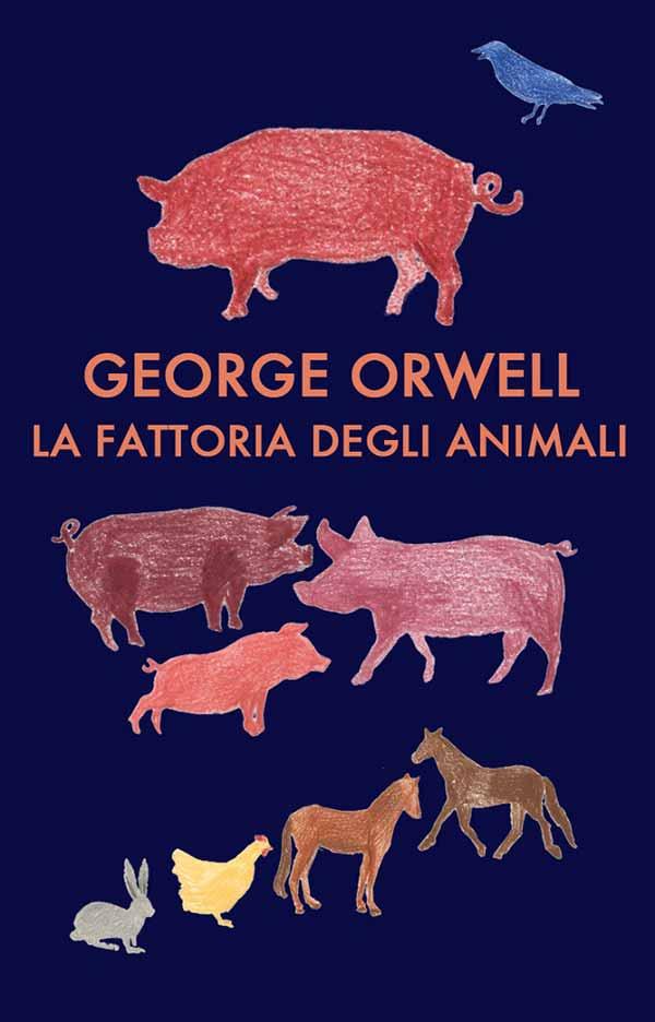 La fattoria degli animali (copertina)