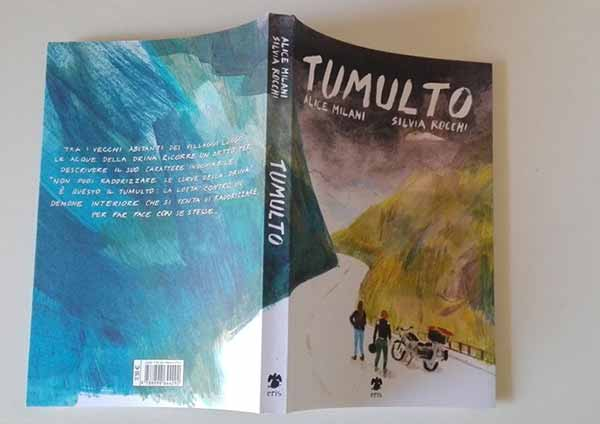 Tumulto, Graphic Novel