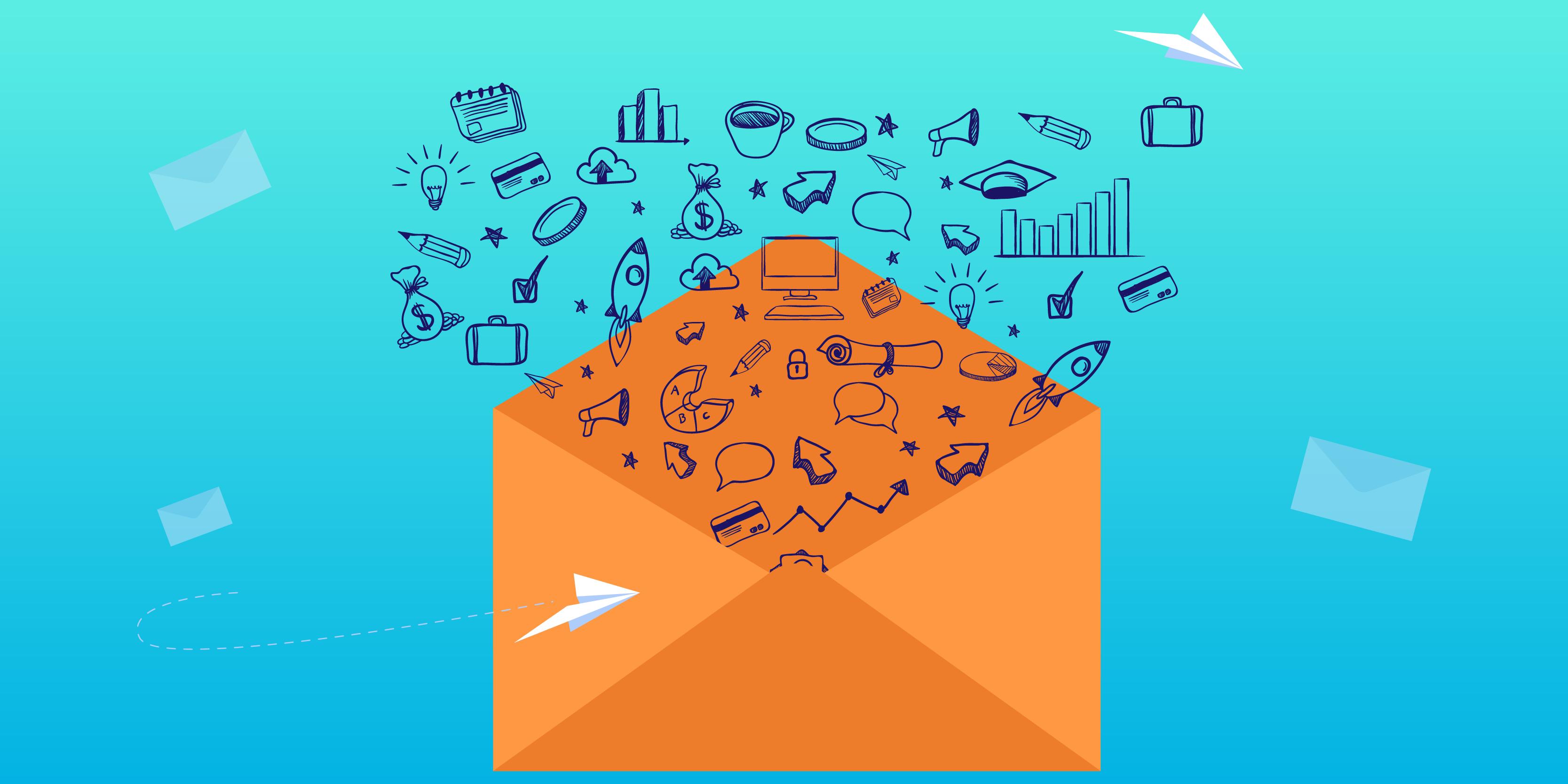 Come scrivere una mail commerciale o una newsletter