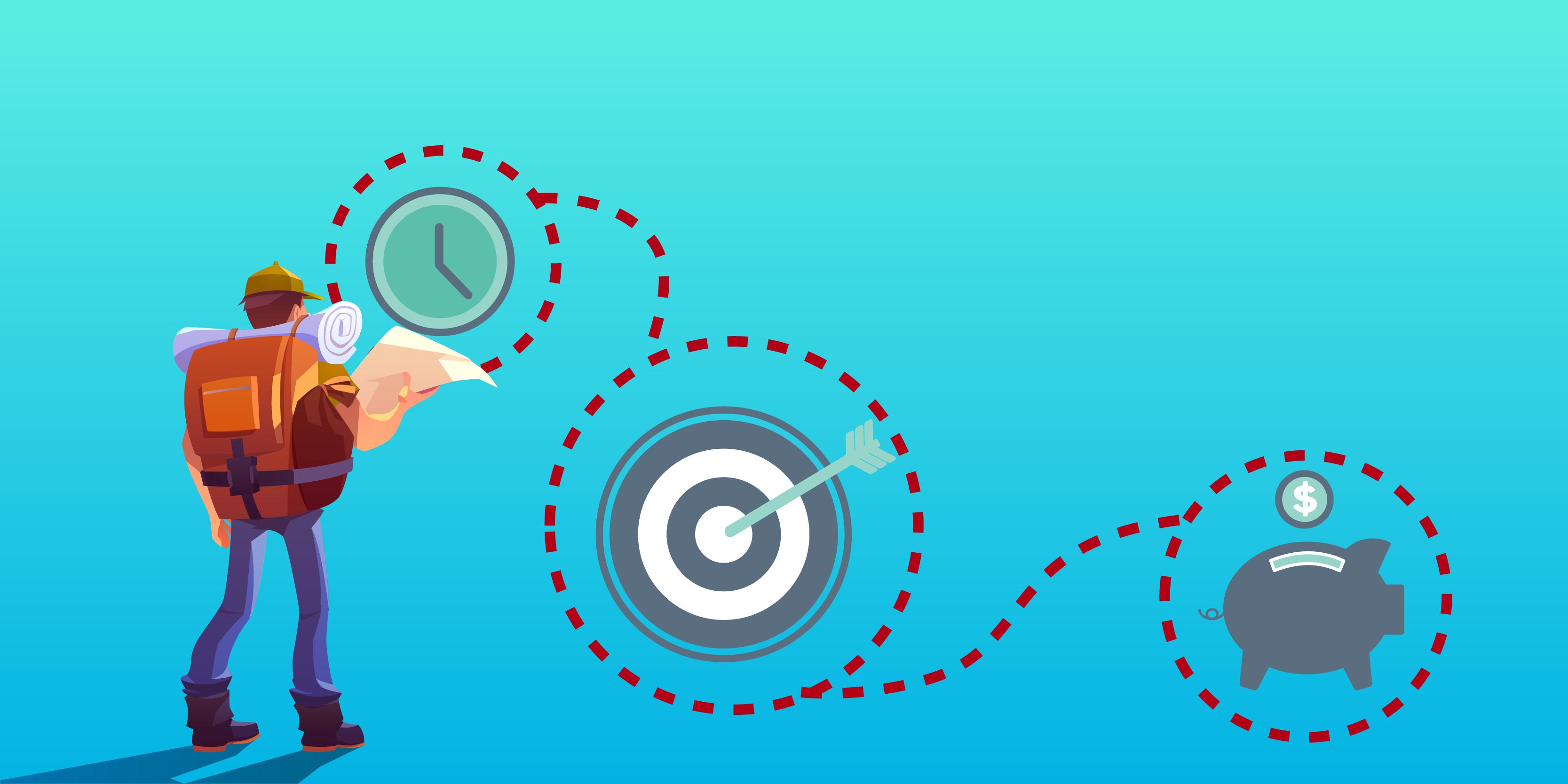 Tempi, obiettivi e costi: i tre vertici di un progetto di comunicazione